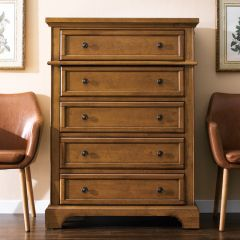 i09-456  5-Drawer Chest