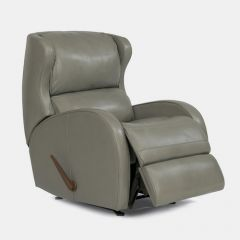 1269-510  Leather Rocking Recliner