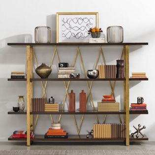 436-15-19 Crestaire  Etagere