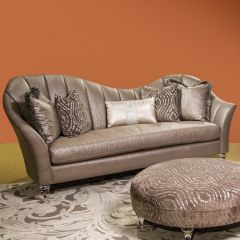 Maritza  Channel Back Sofa & Chair