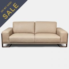 Gianna  Leather Sofa & Chair
