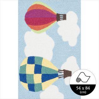 HAN02  Blue Sky Multi (54*84cm)
