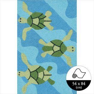 HAN08  Ocean Green (54*84cm)