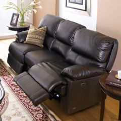 10434-3S  Leather Recliner Sofa