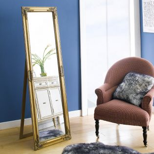 Karmen-Gold  Dressing Mirror