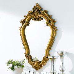 MI12303-GLD  Wall Mirror