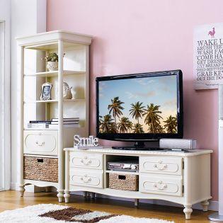 "Wendy 59""  TV Stand w/ Basket"
