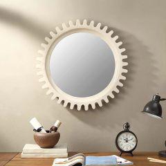 Sun-White  Wall Mirror