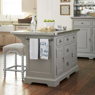 599644  The Kitchen Island