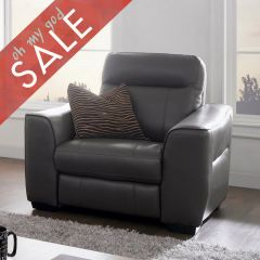 9997  Leather Recliner Chair