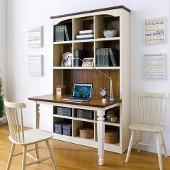 H3662-01/20  Desk w/ Bookcase
