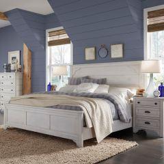 FR-B4124  Panel Bed