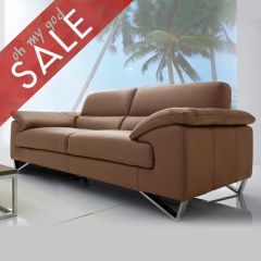 DIV 841-Mouton  Leather Sofa