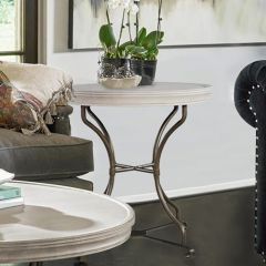 Elan 637802  Round End Table
