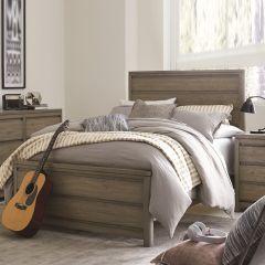 Big Sky 6810-4104K  Panel Full Bed (침대) (매트 규격: 134cmx 193cm)