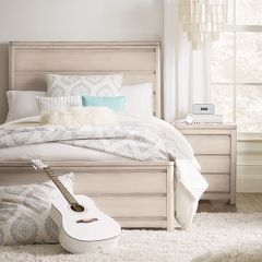 Indio 6811-4104K  Panel Full Bed (침대) (매트 규격: 134cmx 193cm)