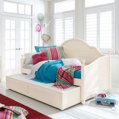 6481-5601K Summerset-Ivory Twin Day bed (침대) (매트 규격: 97cmx 193cm)