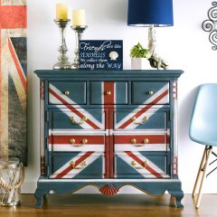 16178  Console Chest