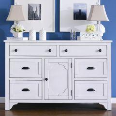 B4124-20  Drawer Dresser