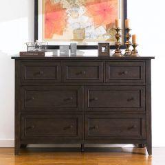 B4072-20  Drawer Dresser