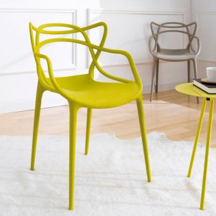 PP-601-YELLOW  Chair