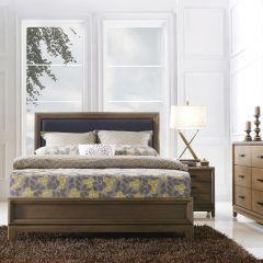 615 Scarlett Queen Panel Bed(침대+협탁+화장대)