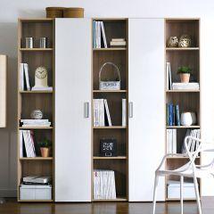 WB-5020-5  Wall Bookcase  (5 Pcs)