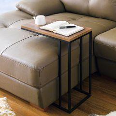 Aspen-300-Black  Sofa Desk