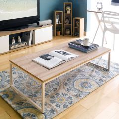 T-1200-Oak  Coffee Table
