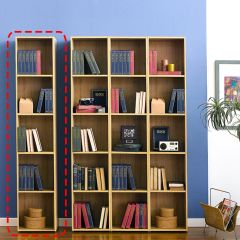 WB-400  Wall Bookcase