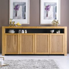 Ocean-Natural   Large Sideboard