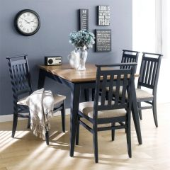 D933-4  Dining Set  (1 Table + 4 Chairs)