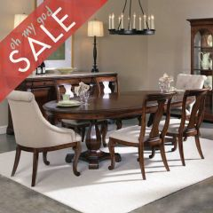 66225 Margaux  Oval Host Chair