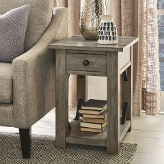 Hideaway ZHID-4400  Chairside Table