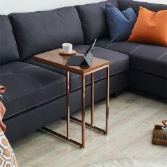 Rose Gold-300 Sofa Desk