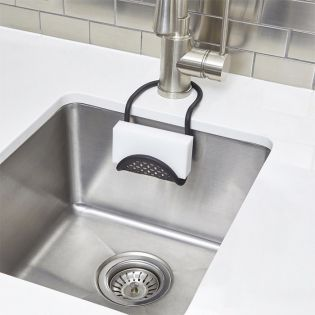 1004294-040 Sling-Black Sink Caddy