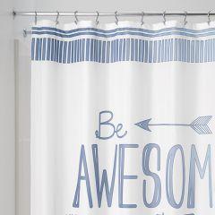 65820ES  Shower Curtain  (Size: 183cm x 183cm)