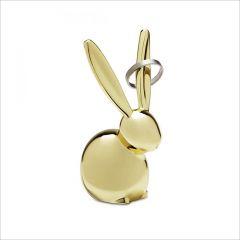 299213-104 Zoola Bunny-Brass Ring Holder