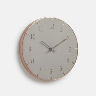 118421-713 Piatto-Concerte Wall Clock