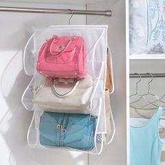 06330ES  Hanging Handbag Organizer