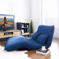 Halle-Blue-Queen  Sofa Bed