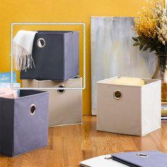 Deco Box-Grey Foldable Box