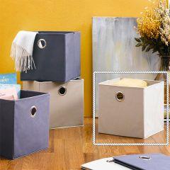 Deco Box-Taupe  Foldable Box