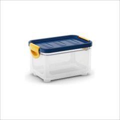 Clipper Blue-S  Storage Box w/  Lid