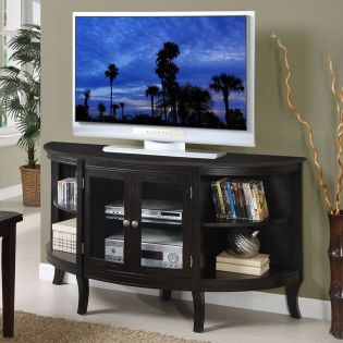 "ZR-B1460 Beaumont  Wood Top 60"" TV Stand"