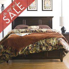 181 Prescott  Queen Panel Bed