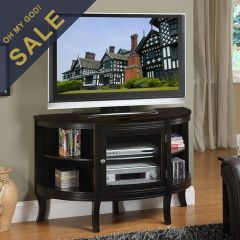 """ZR-B1448 Wood Top Beaumont  48"""" TV Stand"""