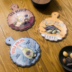 FD021  Pot Coaster  (3 Pcs)