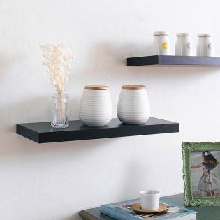 Etagere-DS4-Black-600 Wall Shelf