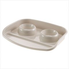 Lindo EL  Entry Level Tray & Bowls
